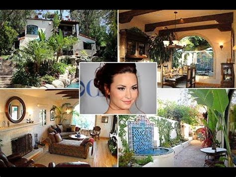 demi lovato house demi lovato house inside outside youtube