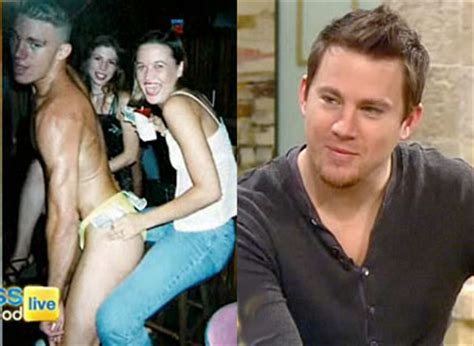 channing tatum photos stripping and channing tatum danced for cash