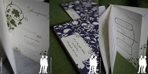 how to make your wedding invitations stand out make a wedding invitation book to impress guests