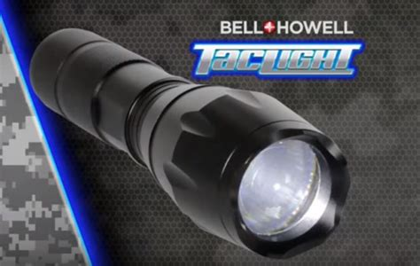 bell and howell tac light flashlight bell howell tac light review accroya