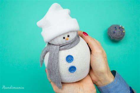 sock hat for snowman how to make sock snowmen
