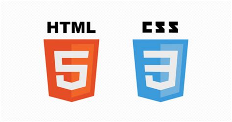 design logo with css html 5 and css 3 logo psd by webdesignerbag on deviantart