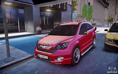 Autos Tuning Gta 4 by Honda Cr V Light Tuning Pour Gta 4