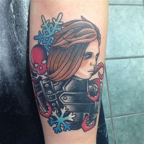 winter soldier arm tattoo 9 best tattoos images on ideas bucky