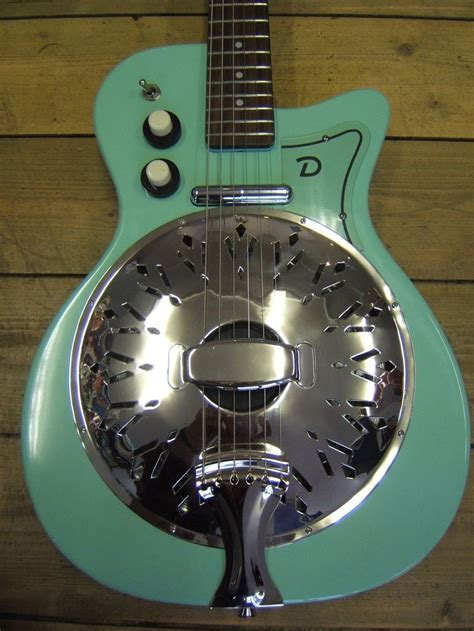 Handmade Resonator Guitars - danelectro resodan custom guitars guitars