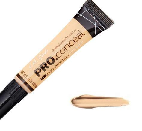 Sale La Pro Concealer Beige la pro conceal hd concealer glam