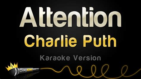 download mp3 attention charlie puth 320kbps download lagu charlie puth attention karaoke no vocal