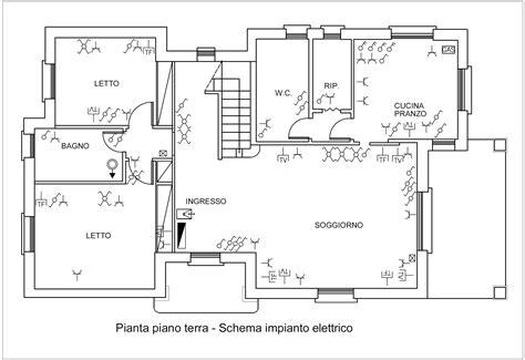 schema impianto elettrico casa progettazione impianti elettrici archdesignonline