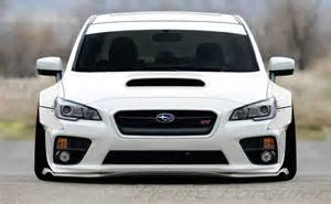 2015 Subaru Wrx Parts Think I M Likin This 2014 Soobie With An Amazing Wide