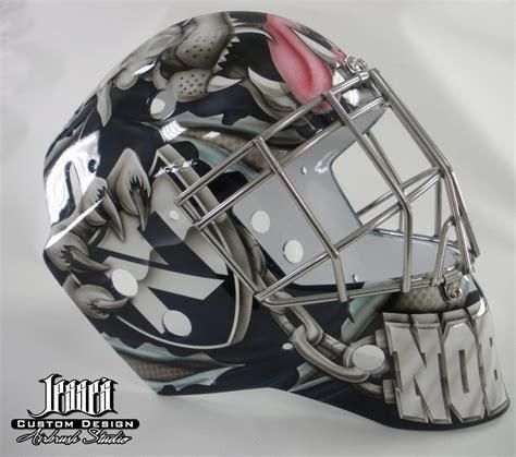 goalie helmet design ideas famous hockey goalie mask designs