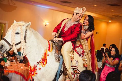 Indian Groom Makes Dramatic Entrance by 7 Amazing And Trending Bridal Entry Ideas For Indian