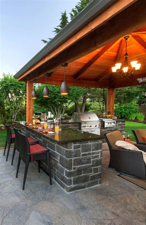 Outdoor Kitchen And Bar by Outdoor Kitchen And Bar Http Www Paradiserestored