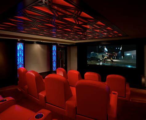 home theater design nyc art deco home theatre