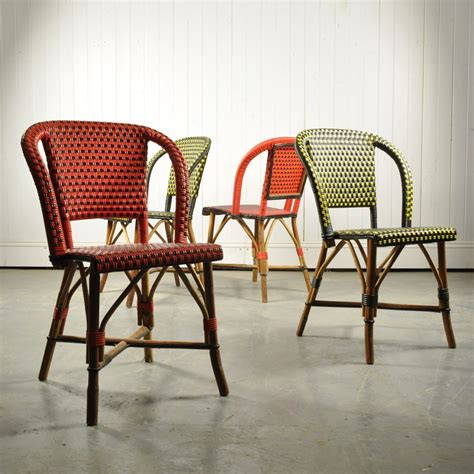 Vintage Bistro Chairs Vintage Bistro Chairs Retro Furniture Original House