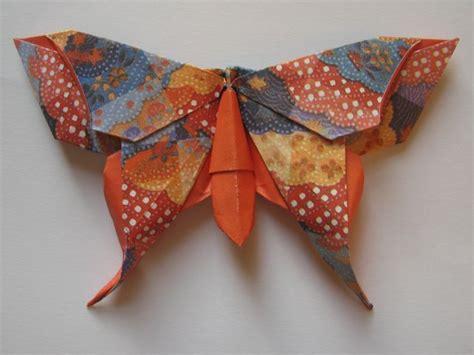 Swallowtail Butterfly Origami - swallowtail butterfly michael lafosse happy
