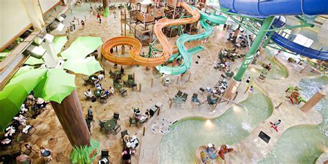christmas at great wolf lodge