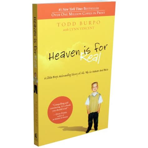 heaven is for real picture book helbling