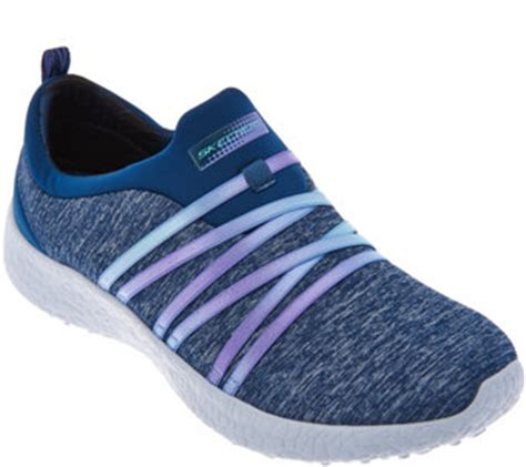 skechers sneakers shoes qvc
