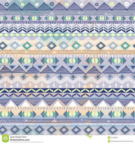 tribal pattern pastel blue pastel blue aztec print stock vector image of print