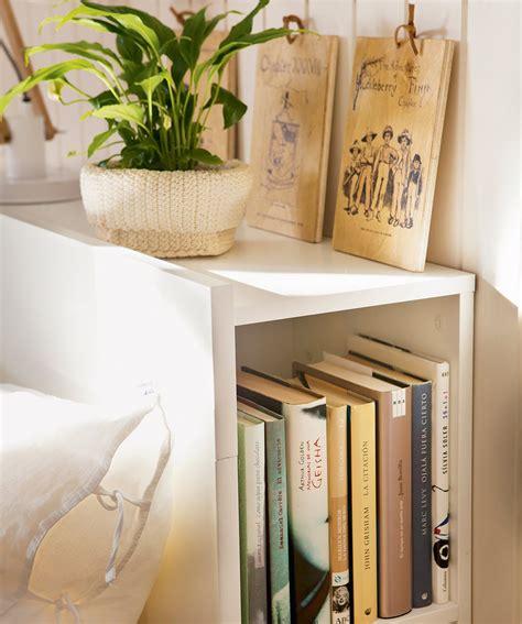 mini libreria ikea decorar y renovar el dormitorio con todo