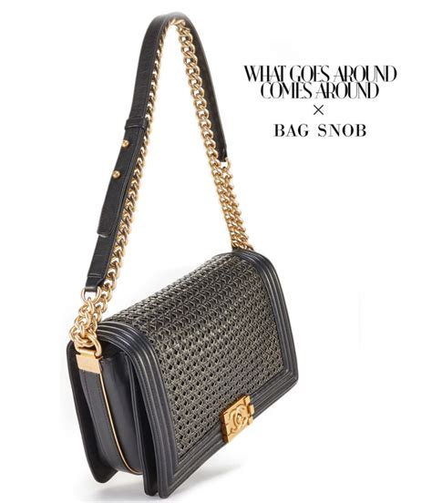 Giveaway Bag - win a chanel boy bag wgaca x bag snob mother s day chanel