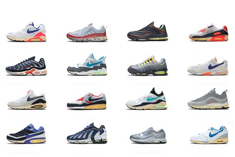 history of running shoes air encapsulated nike presents air max archives