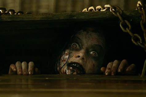 new movie evil dead trailer watch this disgusting red band trailer for new evil dead