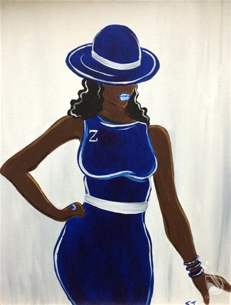 paint with a twist mansfield painting with a purpose with zeta phi beta sunday march
