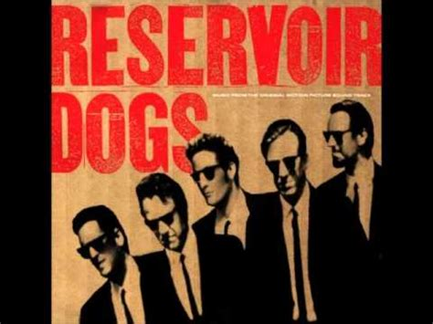reservoir dogs soundtrack reservoir dogs ost blue hooked on a feeling