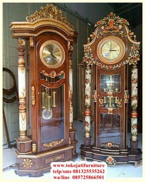 Lemari Hias Jam By Furniture Shop lemari jam hias mahkota gembol www tokojatifurniture