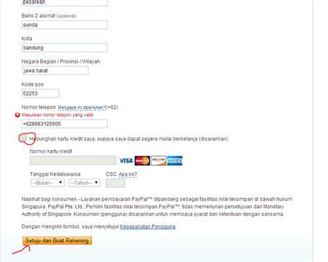cara buat akun paypal gratis cara mudah mendaftar di paypal gratis terbaru