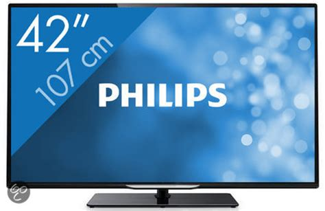 Tv Led 42 Inch Second bol philips 42pfl4208 led tv 42 inch hd