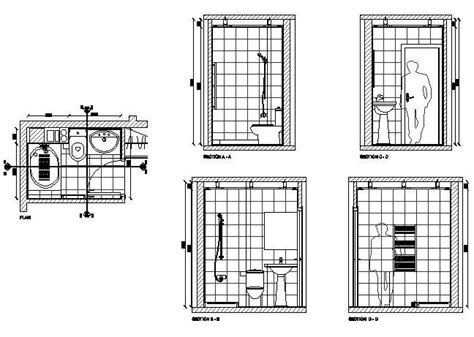 bathtub section dwg bathroom floor section detail drawing wood floors