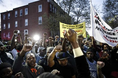 What Did Really Search For In 2015 Baltimore Protests Quot A Riot Is The Language Of The Unheard Quot Time