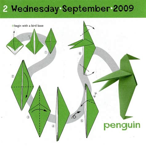 Penguin Origami - how to make a penguin with paper 28 images 1000 images