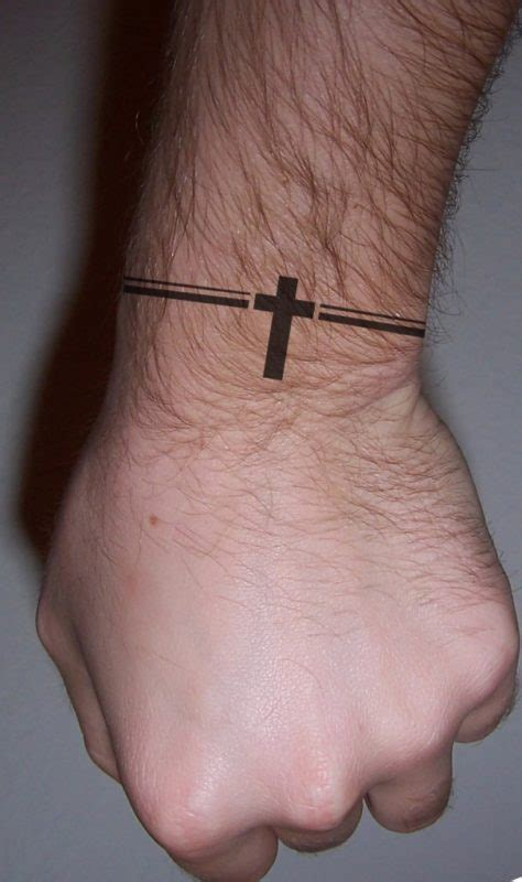 tattoo on skinny wrist 35 religious wrist tattoos for men