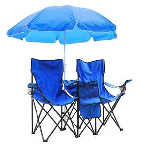 Folding Chairs With Umbrella by Cing Folding Chair And Umbrella Thelashop