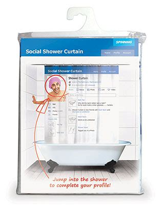 facebook shower curtain the worst things for sale 187 the internet s most horrible