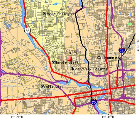 zip code map upper arlington ohio 43212 zip code columbus ohio profile homes
