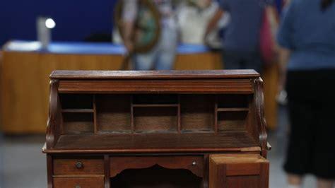 salesmans sample rolltop desk ca  antiques