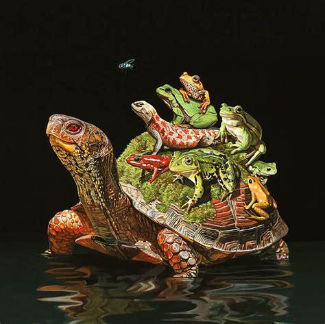 unusual animals brought    hyperrealistic