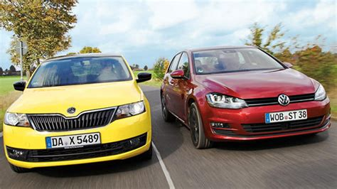 Gr Nes Auto by H Vw περιορίζει την Skoda Volkswagen