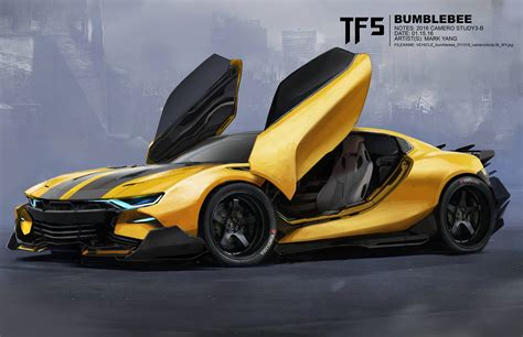 Hummel Auto by Transformers The Last Concept By Yang