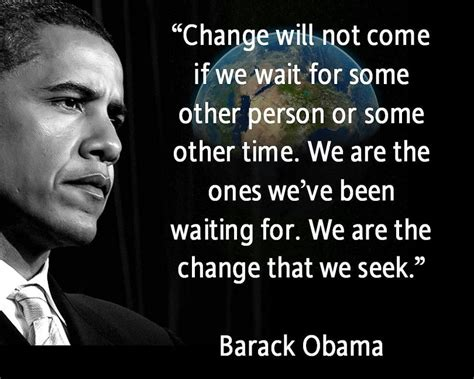 yes we can biography barack obama summary we are the change the daily quotes