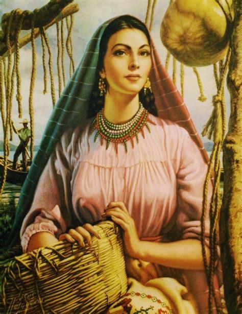imagenes de mujeres indigenas pintura moderna y fotograf 237 a art 237 stica cuadros de