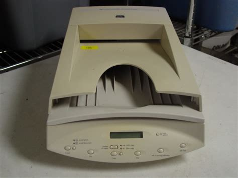 Hp Scanjet Automatic Document Feeder hp scanjet automatic document feeder c7716 c7710a ebay