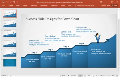 Best Roadmap Templates For Powerpoint Success Powerpoint Templates Free