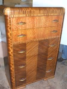 how to restore old veneer furniture the difference