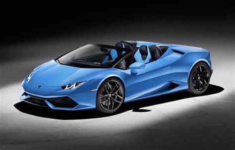 Lamborghini Huracan Spyder revealed, on sale in Australia