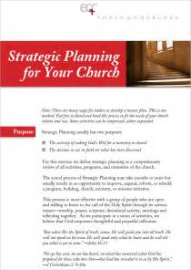 church strategic plan template 10 free links download